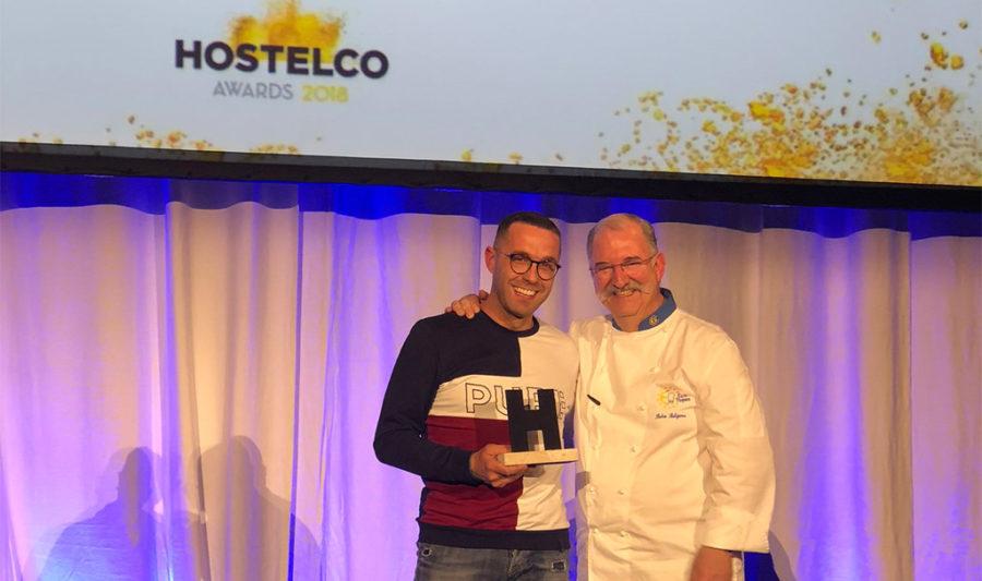 Moments recibe el premio al Mejor Proyecto de Cocina en los Hostelco Awards 2018