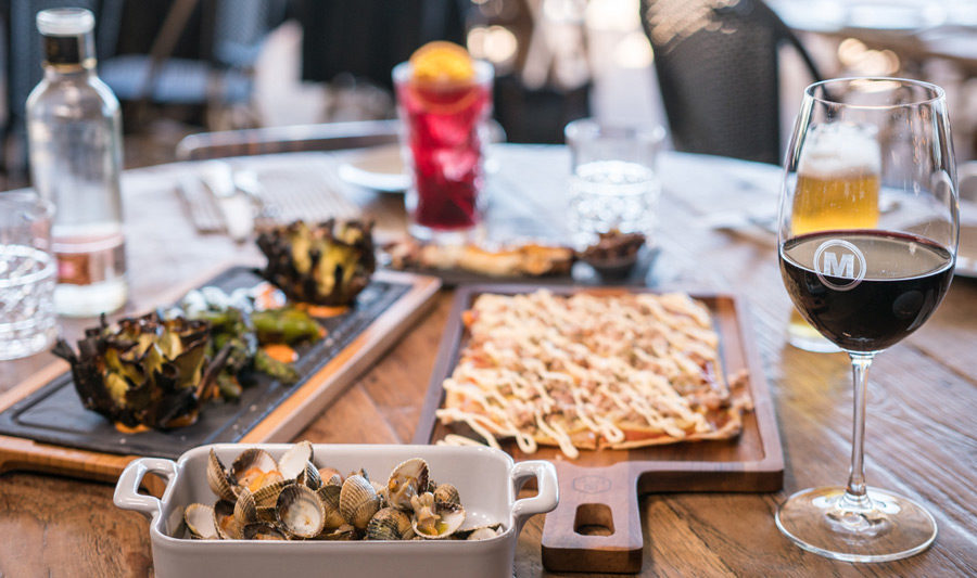 Comidas y cenas de empresa de verano